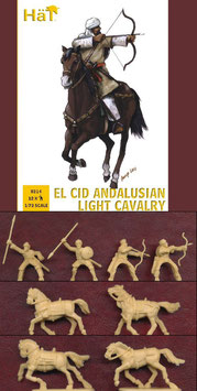 HÄT 8214 EL CID ANDALUSIAN LIGHT CAVALRY