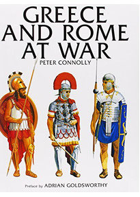 Peter Connolly - GREECE AND ROM AT WAR engl. Text