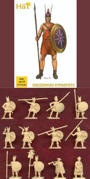 HÄT 8185 MACEDONIAN HYPASPISTS