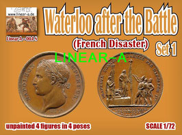 LINEAR-A 004s Waterloo after the Battle Set 1 FRENCH Disaster