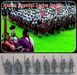 STRELETS M100 ROMAN IMPERIAL LEGION RANKS