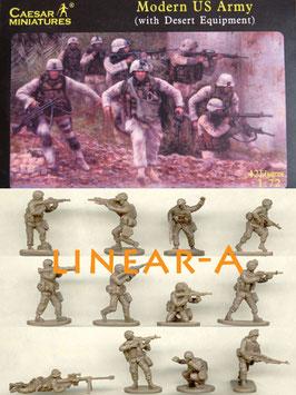 CAESAR H030 MODERN US ARMY  DESERT STORM