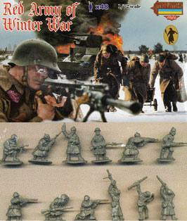 STRELETS M063 WWII RED ARMY OF WINTER WAR