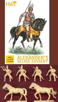 HÄT 8049 ALEXANDER'S ALLIED CAVALRY