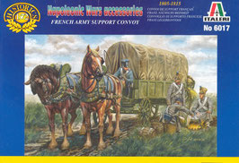 ITALERI 6017 Napoleonic Wars Accessories - Secondhand
