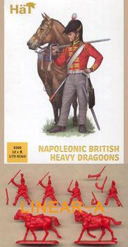 HÄT 8308 British Heavy Dragoons