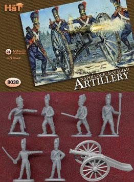 HÄT 8038 NAPOLEONIC Bavarian Artillery