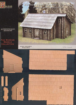 PEGASUS 7704 Russian Karilian Log Houses