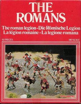 ATLANTIC #1515 ROMAN LEGION Achtung zum Teil bemalt - Secondhand NUR 1x vorhanden