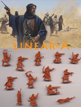 STRELETS M127 WWI Arab Revolt Arab Infantry