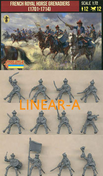 STRELETS 241 FRENCH ROYAL HORSE GRENADIERS