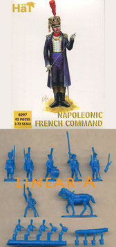 HÄT 8297 NAPOLEONIC FRENCH COMMAND