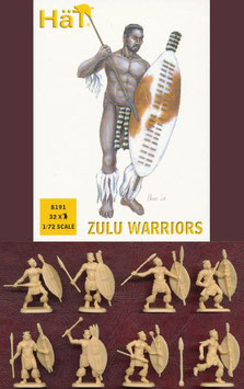 HÄT 8191 ZULU WARRIORS