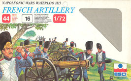 ESCI #234 French Artillery - Secondhand