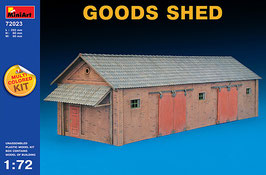 MINIART 72023  GOODS SHED 1:72
