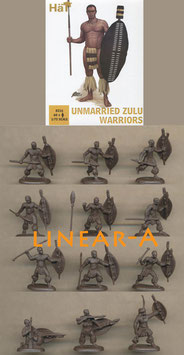 HÄT 8316 UNMARRIED ZULU WARRIORS