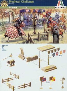 ITALERI 6109 MEDIEVAL CHALLENGE XV CENTURY