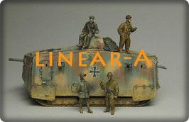 munich-Kits FHEW01 WWI HEER - Deutsche Panzer Crew 1918