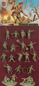 AIRFIX A01727 WWI BRITISH INFANTRY 1:72