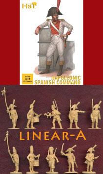 HÄT 8303 NAPOLEONIC SPANISH COMMAND
