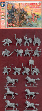 ORION 72033 RUSS MOUNTED KNIGHTS (DRUZHINA) 11-13th Century