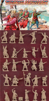 ORION 72010 TURKISH JANISSARY XVII A.D.