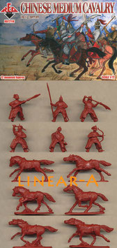 REDBOX 72118 Chinese Medium Cavalry 16th-17th