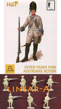HÄT 8323 7 YW AUSTRIAN ACTION