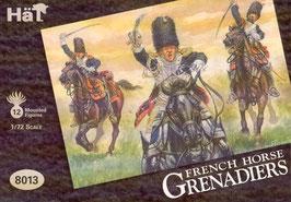 HÄT 8013 Napoleonic Horse Grenadiers - Secondhand