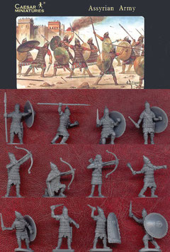 CAESAR H007 ANCIENT ASSYRIAN ARMY