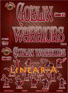 DARK ALLIANCE ALL 72042 Goblin Warriors set 2