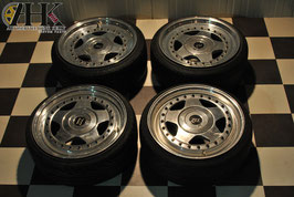 PLS evolution 17 inch 5x100 3-piece
