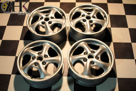 Porsche Turbo Twist 17 inch 5x130