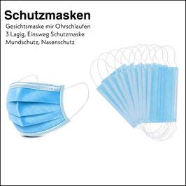 Schutzmasken 50 Stück