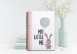 "B-WARE - BABYTAGEBUCH ""My little Me"" Bunny"