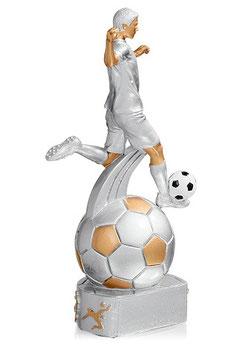72507 Fußball Resinpokal