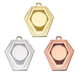 D117 - Medaille 51x53mm