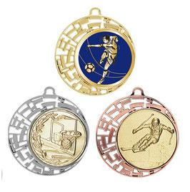 004 - 7cm Medaille