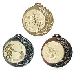 018 - 7cm Medaille