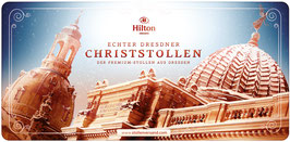 Echter Dresdner Christstollen