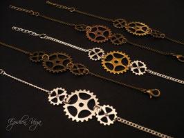 Bracelet engrenages modèle 2