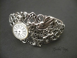 Bracelet Alice in Wonderland 1'