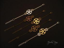 Bracelet engrenages modèle 3