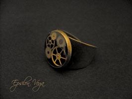 Bague bronze - Pièce unique