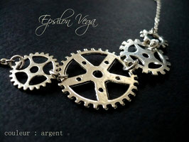 Collier engrenages modèle 2