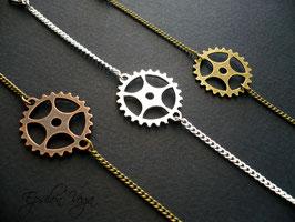 Bracelet engrenage modèle 4