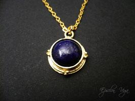 Collier Jules Verne - De la Terre à la Lune