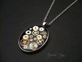 Collier Ovale - Pièce unique