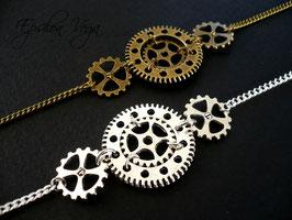 Bracelet engrenages modèle 5