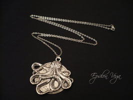 Collier sautoir Octopus 2